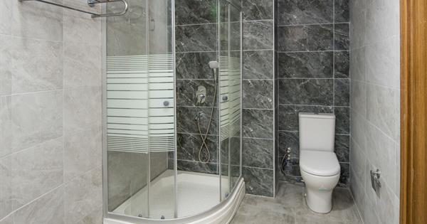 Shower and Rest Room