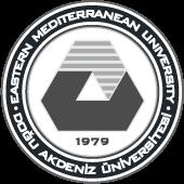 Doğu Akdeniz Üniversitesi logo bw